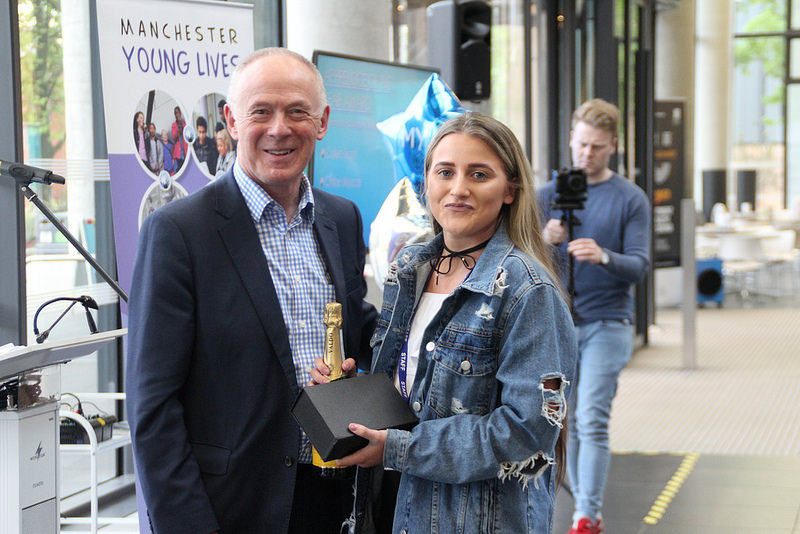 Awards Season at Manchester Young Lives